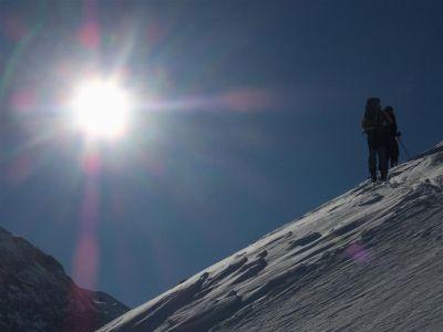 Skialp Crans Montana - na lyžích mezi nebem a zemí
