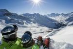Skiaréna Silvretta: Samnaun-Ischgl/Nauders-Reschenpass